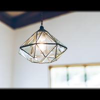 インターフォルム ロアンヌ ペンダントライト(LED電球付属)