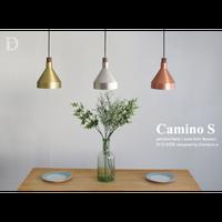 ディクラッセ カミーノS ペンダントライプ ブロンズ/ゴールド/シルバー(LED電球付属)