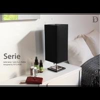 ディクラッセ セリエ テーブルランプ ホワイト/ブラック