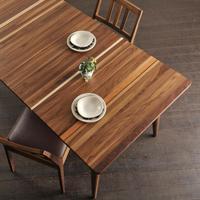 クラッセ ジェンマ 160ダイニングテーブル  ブラックチェリー/ウォルナット/オーク