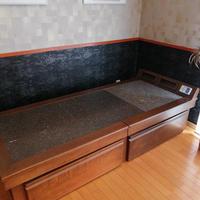 岩盤浴ベッド
