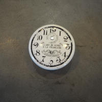陶器マグネット 時計