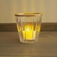 オルリム ティーライトガラス