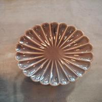 ブロッサム 6.5寸楕円皿  紫