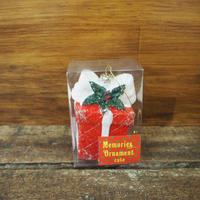 クリスマスオーナメント cute PRESENT BOX