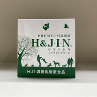 H&JIN Green エイチジングリーン 乳酸菌食品