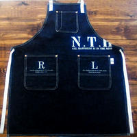 Denim work apron / メンズエプロン Made in JAPAN 送料無料
