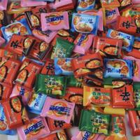 ミニチュア袋菓子パーツ10個