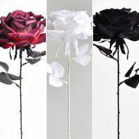 【お取り寄せ】【特大】薔薇の造花【3色】