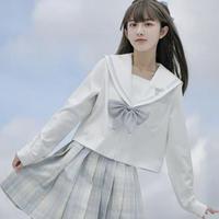 Disney公認シンデレラセーラー服セット(上着長袖)
