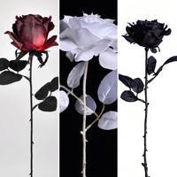 【お取り寄せ】【大】薔薇の造花【3色】