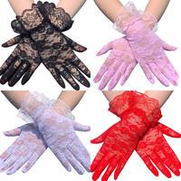 【お取り寄せ】レースの手袋【3色】