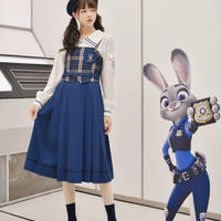 【お取り寄せ】ズートピア☆ジュディのJSK