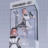 【LilithHouse】サイバーメイド2号機90cm丈