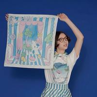 【幻店】PalmKitty バカンススカーフ