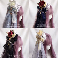 【お取り寄せ】チュール付き薔薇王冠【6色】