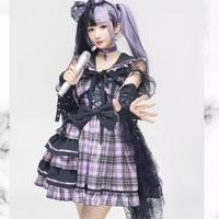 歌舞伎町のアイドルちゃん【パープル+5点セット】