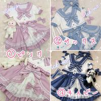 明日のアイドルちゃん☆ピンクスカート単品+リボングローブ