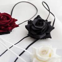 薔薇の眼帯【3色】