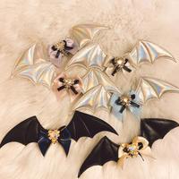 【限定color!】ハート蝙蝠ヘアピン