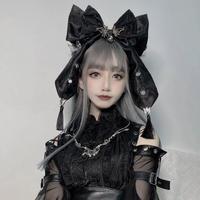 暗黒功夫少女☆中華ビッグリボンヘアピン