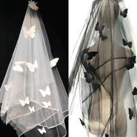 蝶のベール【2種類】