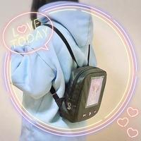 【受注制作】マミムメモ♡推し再生中リュック♡