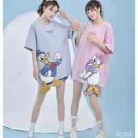 【お取り寄せ】ディズニー公認☆ドナデジ飛び出ちゃったシャツ【2色】
