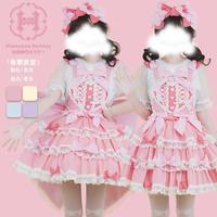 【Himesama】【ご予約】マカロンアイドル7点セット【4色】