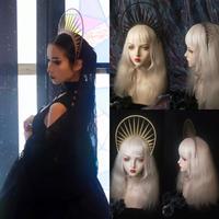 【2色】女神カチューシャ【光】