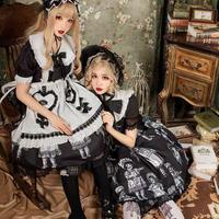 【ご予約9-10月発売】夏季限定アンティークドールシリーズエプロン付きセット