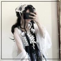 お人形ヘッドドレス
