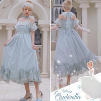 Disney公認シンデレラドレス
