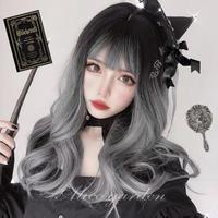 【お取り寄せ】【Alicegarden】ブラックウィッチウィッグ