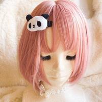 【¥3000円以上ご購入された方限定】パンダちゃんヘアクリップ