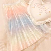 Fancyアマビエプリーツスカート