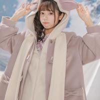 ディズニー公認☆くまのプーさん ピグレットのコート【M】