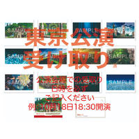 会場受取「アニメ 魔法使いの嫁:アートポストカードセット」「Anime The Ancient Magus' Bride:Art postcard set」