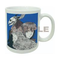「ヤマザキコレ描き下ろし マグカップ」「Mug drawn by Kore Yamazaki」