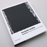 Richard Serra / Drawings Work Comes Out of Work