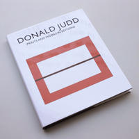 Donald Judd / Prints and Works in Editions