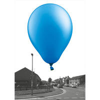 Scott King / A Balloon for Goole(2020Solidarity by Between Bridges Poster)