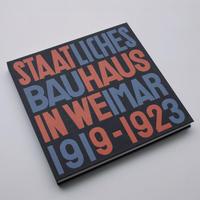 State Bauhaus in Weimar 1919–1923