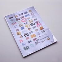 Freek Lomme / 50 Anniversaries