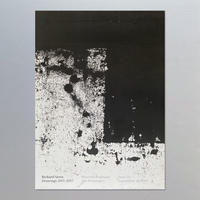 Richard Serra / Drawings 2015–2017 Poster