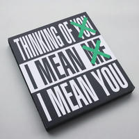 Barbara Kruger / Thinking of You. I Mean Me. I Mean You