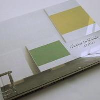 Gautier Deblonde / Atelier(フランス語版 / スリーブケースなし)