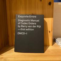Barry van der Rijt / Exquisite Errors: DMCO-I