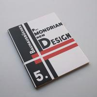 Bauhausbücher 5: New Design – Neoplasticism, Nieuwe Beelding