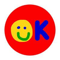 Misaki Kawai Sticker Set